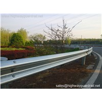 Armco Flex Beam Guardrail for Motorway Use