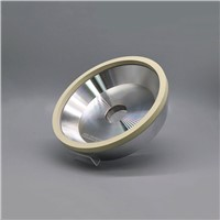 Peripheral Diamond Wheel for Indexable Inserts