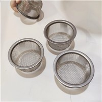 304 316 316Lstainless Steel Micron Cap Filter Mesh