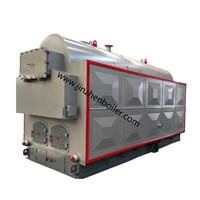 4 Ton Industrial Biomass Boiler Coal Fired Steam Boiler for Paper Making Plant