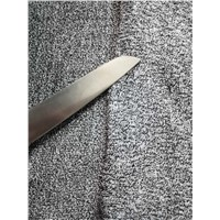 LD4-PEGT-5280 Knitted Cut-Resistant Fabric Wear-Resistant European Standard Cut-Resistant Five Grade Fabric