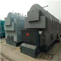New Design Biomass Wood Chips Fired Steam Boiler for Brewing Plant
