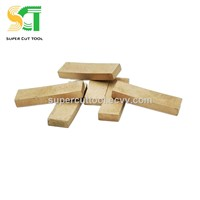 T Shape Low Processing Cost T Shape Granite Saw Cutter & Diamond Segment for Block Cutting