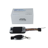 Remote Engine Cutting Car GPS 303g Coban GPS Tracker with SMS GPRS Mobile App