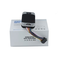 GPS Tracker with Siren Coban 303f TK303 Localizador Rastreador for Cars Motorcycle Vehicles