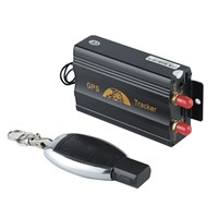 Fuel Monitoring Vehicle GPS Tk103 Car Tracker, GPS Vehicle Trackers