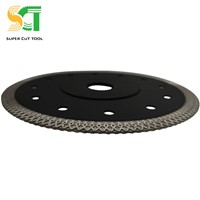 Anti-Rust Disco Diamond Blade for Gantry Cutting Machine- Factory Supply Diamond Jigsaw Blade for Dressing Granite