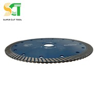 Continuous Rim Diamond Blade for Concrete Saw-Granite Cutting Tools Diamond Blade Oscillating Tool for Asphalt