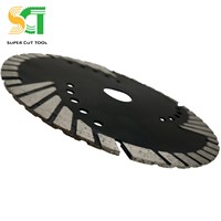 Concrete Processing Diamond Cutting Blade for Granite for Laminate Flooring -Diamond Blade Undercut Protection to Cut