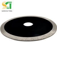 225mm Anti-Fatigue Strength Diamond Saw Blade Russia for Hand Cutter - Diamond Disc Uses for Stone Edge Cutting