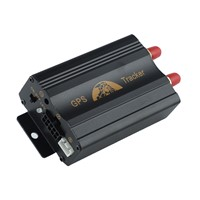 Vehicle GPS Tracker 103b with All Types of Fuel Level Sensor Fitted to Tanks