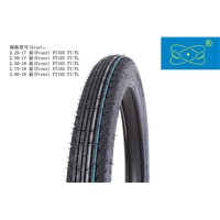FT-103 (2.75-17) Natural Rubber Motorcycle Tire