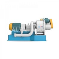 ALPA Inorganic Salts Super Air Classifier Mill Machine