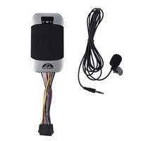 GPS Tracking for Truck 24V with Engine Shut, Coban Gps303 Internal Antenna Gps Tracker