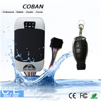 Vehicle Car GPS Tracker Tk303 Coban Manufacture with Fuel Monitor & Engine Stop
