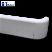 Hospital Corridor PVC Protection Handrail for Elders
