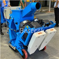 Road Marking Line Removal Shot Blasting Machine