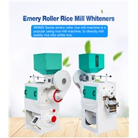 Emery Roller Rice Mill in Rice Mill Plant
