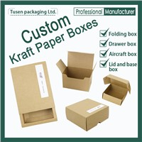 OEM Kraft Paper Boxes | Colorful Printed