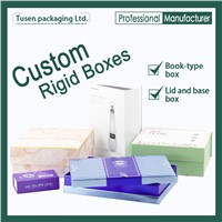 OEM Rigid Boxes | Colorful Printed