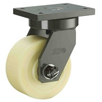 China Manufacturer 4 Ton Heavy Duty PU Caster Wheel