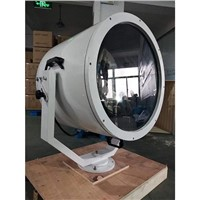 2000W Aluiniuan LED Suez Canel Searchlight Navigation Signal Light IP56 with CCS Certificate