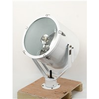 IP56 2000W Stainless Steel Long Distance Tungsten Halogen Bulb Marine Searchlight ABS Certificate
