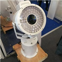 Long Distance LED Search Light with Laser Stainless Steel Marine Searchlight ABS CCS Certificate