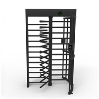 Powder Coated Full Height Security Turnstile MT402-b