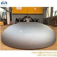 Stainless Steel Tank Dishes End Cap Hemispherical Ellipsoidal Conical Dished Head