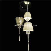 3 Light Pendant Lamp Baccarat Replica
