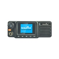 TM-990DD DMR Mobile Radio, LTE Poc Walkie Talkie with GPS