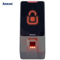 Wholesale Waterproof IP64 Bio-Metric Touch Sensor Fingerprint Recognition Unlock LED Display Integrated Access Control