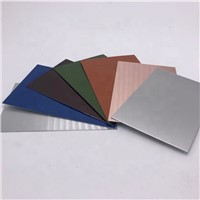 Color Coated Aluminum Ceiling Sheet /PE Painted Aluminium Strip Roll 1060 3003 5005