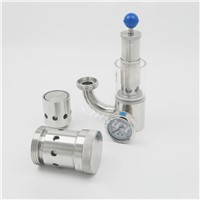 Sanitary Class Relief Valve Pressure Safety Pressure Reducing Control Valves