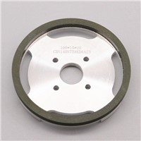 Paper Mill Cutter Grinding - Resin CBN Wheels