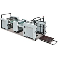 Automatic Paper Embossing Machine Model YW-E Series