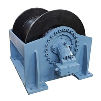Hydraulic Wire Rope Winch for Tractors/Anchor/Excavator/Shrimp Boat/Fishing Net