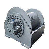 XYJ Series High Quality Marine Fishing Hydraulic Trawl Winch