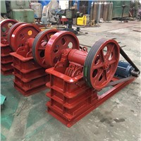 Ballast Stone Jaw Crushing Plant Asbestos Crusher for Sale Arsenopyrite Price
