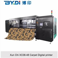 48 Starfire Printhead High Speed Large Format Printer Digital Printer Machine For Carpet/Blanket Printing