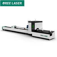 CNC Tube Laser Power 3kw 6000*2000 Metal Tube Laser Cutting Machine