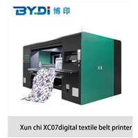 Digital Textile Inkjet Printing Machine for Boyin Xc07 with Epson 4720 Printhead