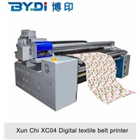 Large Format Textile Printer with 4 Head Epson Digital Printing Machine