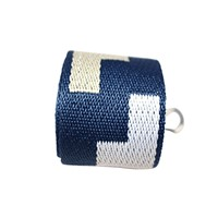 Polyester / Cotton Fabric Belt Directly Sold by Manufacturer, Customized Garment Accessories, Case & Bag Ribbon