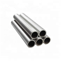 Customized Tungsten Copper Alloy Tubes / Pipes Surface Machined for Spark Erosion