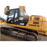 Used Caterpillar 320D 20ton Excavator On Sale