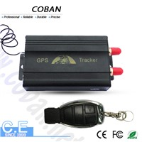 GPS GSM Car Tracking Device Gps103 Coban 3G Gps Car Tracker Device with Free Gps Tracking System