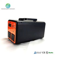 500w Camping Backup Power Bank Solar Portable Power Station