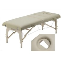 Wooden Massage Table, 3 Section Wooden Massage Table